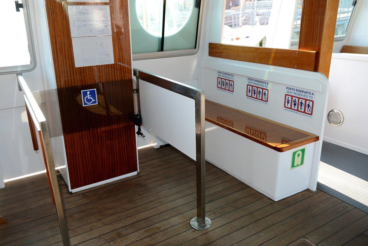 Noleggio con conducente ncc motonave privata per gite for Noleggio cabina invernale